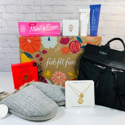 FabFitFun Fall 2020 Box Review + Coupon  – MEMBERS PICKS