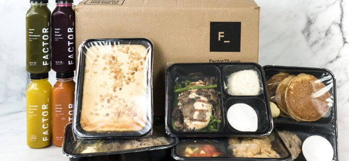 Factor_  Prepared Meals Review + Coupon – Keto, Low Carb, and More!