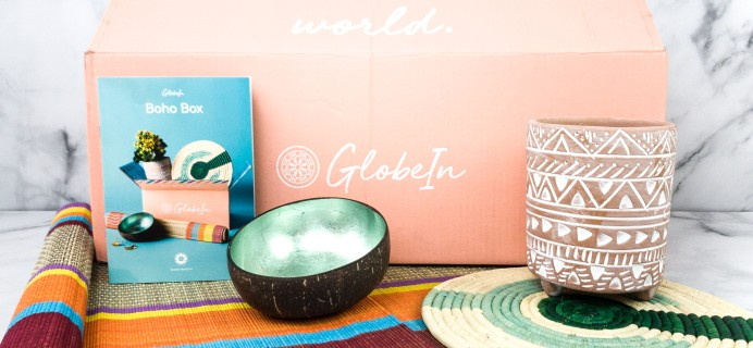 GlobeIn Artisan Box Club Review + Coupon – BOHO BOX