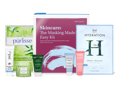 Masking Made Easy – New Birchbox Kit Available Now + Coupons!