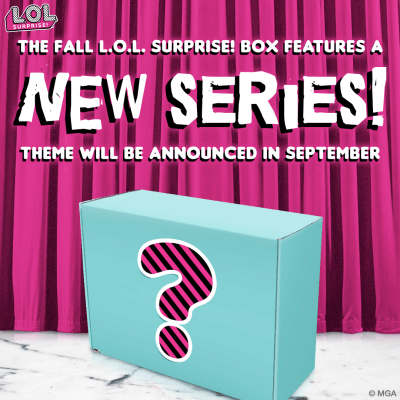 L.O.L. Surprise Box Fall 2020 Sales Open Now + Coupon!
