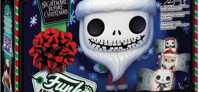 2020 Funko Nightmare Before Christmas Advent Calendar Available For Pre-Order Now!