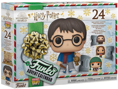 2020 Funko Pocket Pop! Harry Potter Advent Calendar Available for Preorder Now!