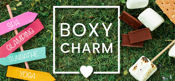 BOXYCHARM August 2020 Full Spoilers – ALL ITEMS!
