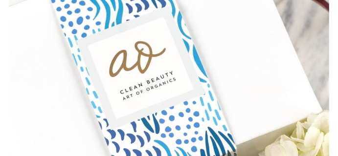 The Clean Beauty Box by Art of Organics March 2018 Full Spoilers + Coupon!