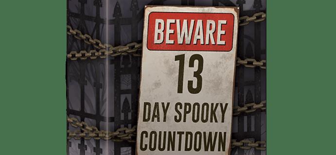2020 Funko Pocket Pop! Spooky Advent Calendar Available Now!