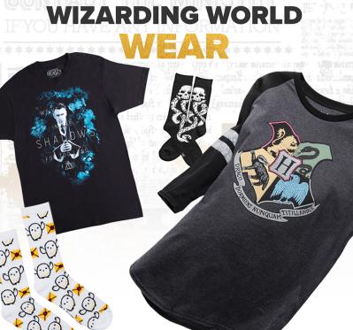 Loot Wear Wizarding World Wear February 2021 Full Spoilers!