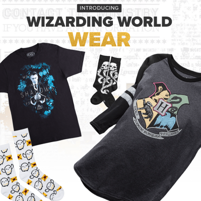 Loot Wear Wizarding World Wear October 2020 Full Spoilers!