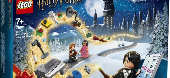2020 LEGO Harry Potter Advent Calendar Available Now + Spoilers!