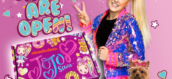 The Jojo Siwa Fall 2020 Box Full Spoilers + Coupon!