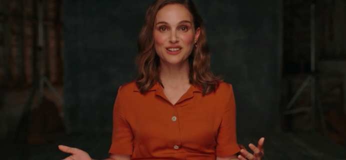 MasterClass Natalie Portman Acting Class Review
