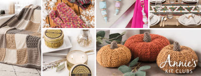 Annie's National Craft Month Coupon: Get $1.99 Shipping on $15+ Purchases!