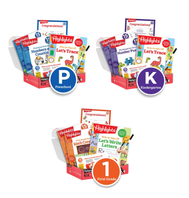 Highlights For Children 15 Minutes to School Success Available Now + 50% Off Coupon!