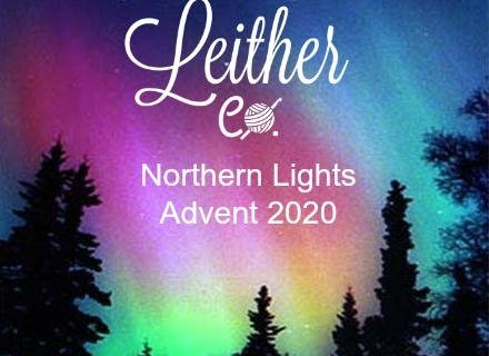 Leither Collection 2020 Northern Lights Christmas Advent Calendar Available Now + Spoilers!