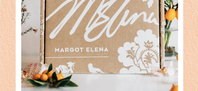 Spring 2021 Margot Elena Discovery Box Available Now