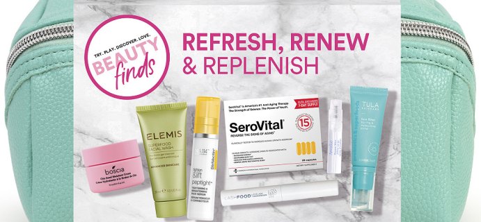 New Ulta Sample Kit Available Now – Refresh, Renew & Replenish Kit!