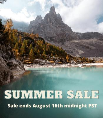 Nomadik Summer Flash Sale: Get 25% Off SITEWIDE!