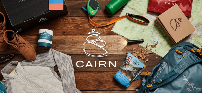 Cairn Cyber Monday Deals: Get 25% Off First Box – Monthly OR Obsidian!