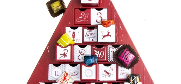 2020 Phillip Ashley Chocolate Advent Calendar Available Now!