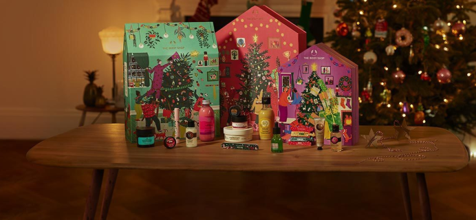2020 Body Shop Beauty Advent Calendars Available Now + Full Spoilers!