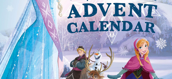 2020 Disney Frozen Storybook Advent Calendar Available Now + Full Spoilers!