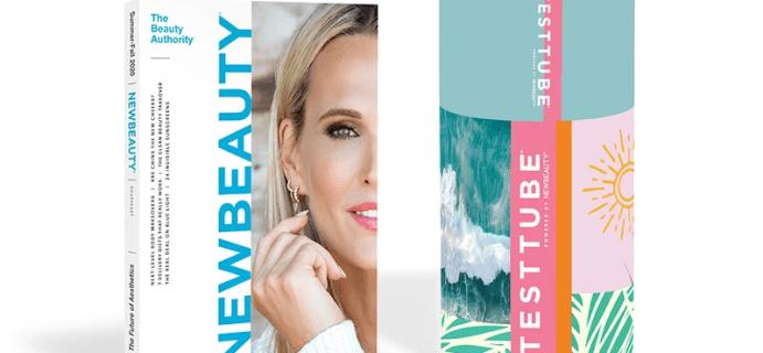 New Beauty Test Tube September 2020 Full Spoilers