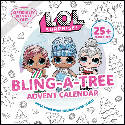 2020 LOL Surprise! Bling-A-Tree Advent Calendar Available For Pre-Order!