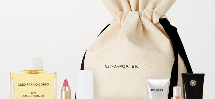 Net-A-Porter Beauty Summer Essentials Beauty Kit Available Now + Full Spoilers!