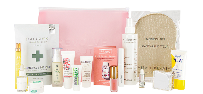 Revolve Clean Beauty Bag Available Now + Full Spoilers!