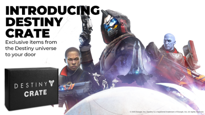 Destiny Crate November 2020 Theme Spoilers + Coupon!