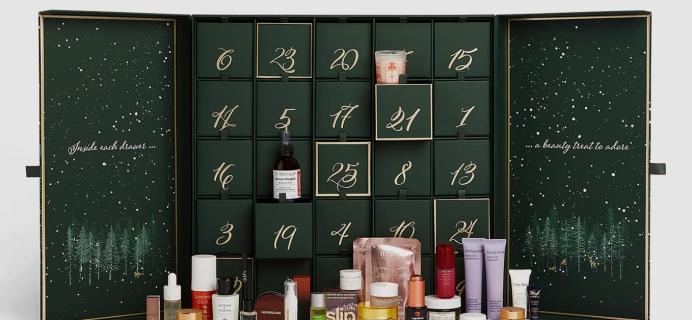 Harrods Beauty Advent Calendar 2020 Available Now + Full Spoilers!