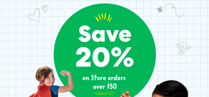 KiwiCo Sale: Get 40% Off First Box or 20% Off Any Purchase!