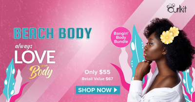 CurlMint by CurlKit Limited Edition Beach Body Bundles Available Now + Full Spoilers!