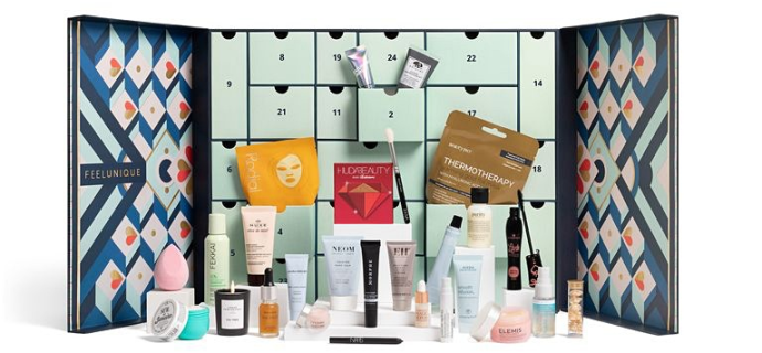 Feelunique 2020 Beauty Advent Calendar Coming Soon + Full Spoilers! {UK}