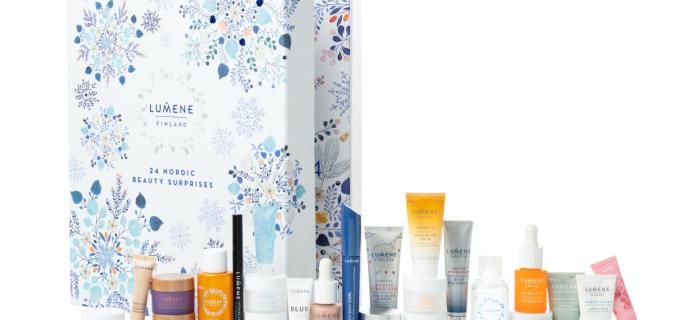 2020 Lumene Beauty Advent Calendar Available Now + Full Spoilers!
