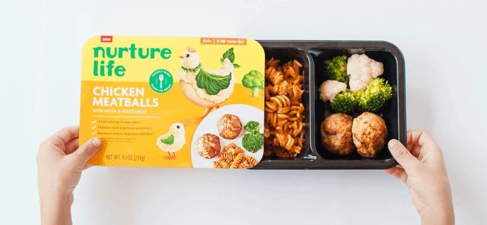 Nurture Life Flash Sale: Get 30% Off First Box!
