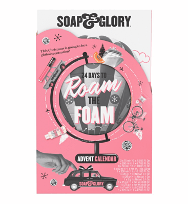 Soap & Glory Beauty Advent Calendar 2020 Available Now + Full Spoilers! {UK}