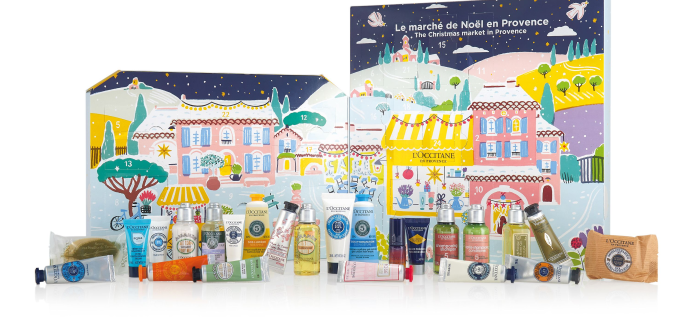 L'Occitane 2020 Signature Beauty Advent Calendar Available Now + Full Spoilers!