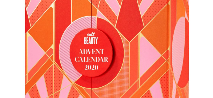 Cult Beauty Advent Calendar 2020 Available Now + Full Spoilers!