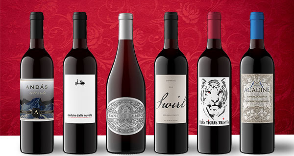 Firstleaf Wine Club Coupon: Get Classic Red Wine Bundle For Just $39.95 + FREE Shipping!