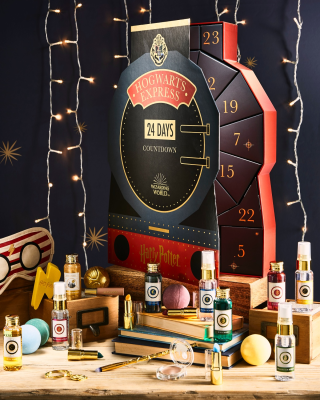 2020 Harry Potter Hogwarts Express Beauty Advent Calendar Available Now + Full Spoilers! {UK}