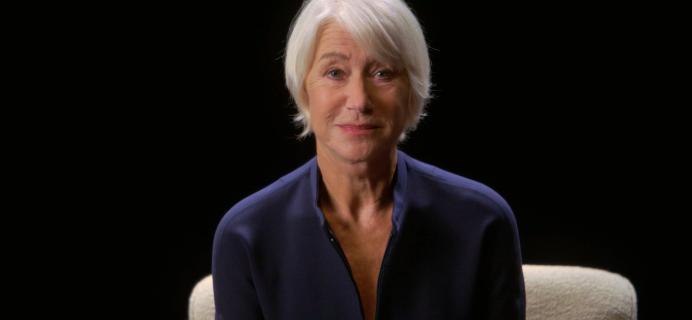 MasterClass Helen Mirren Acting Class Review