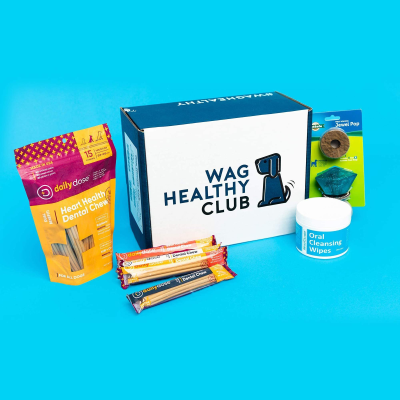 Wag Healthy Club – Review? Dog Subscription + Coupon!