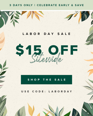 The Bouqs Labor Day Coupon: Get 15% Off!
