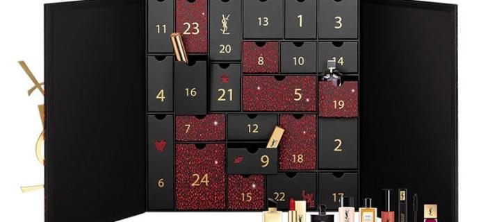 YSL Advent Calendar 2020 Coming Soon + Spoilers!