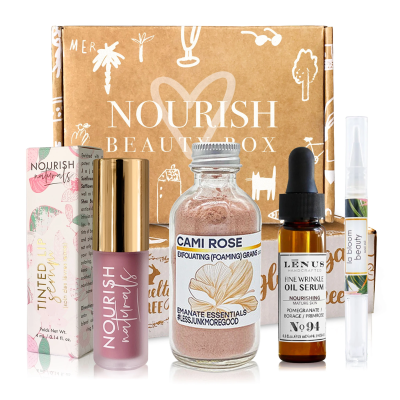 Nourish Beauty Box September 2020 Full Spoilers + Coupon!