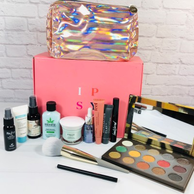 Ipsy Glam Bag Ultimate August 2020 Review