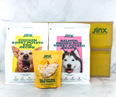 Jinx Cyber Monday Deal: Save 50% Off All Dog Food & Treats Orders $30+