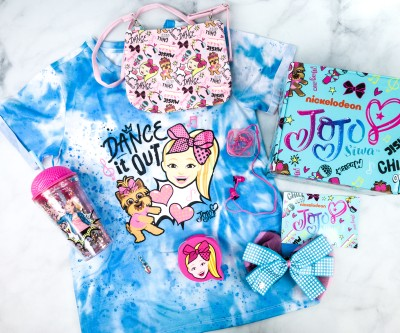 The JoJo Box Summer 2020 Subscription Box Review