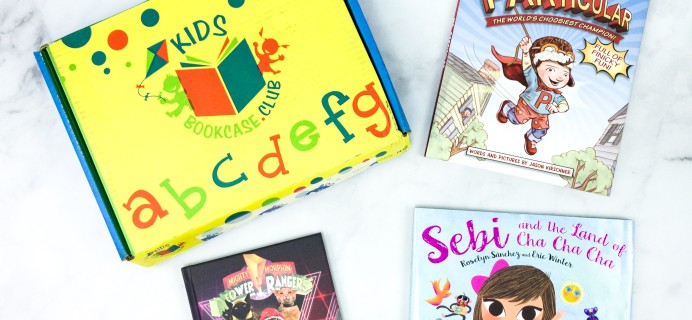 Kids BookCase Club August 2020 Subscription Box Review + 50% Off Coupon! GIRLS 5-6 YEARS OLD